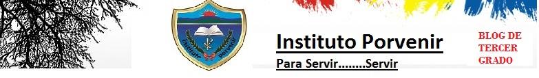 Tercer Grado de Secundaria (Instituto Porvenir)