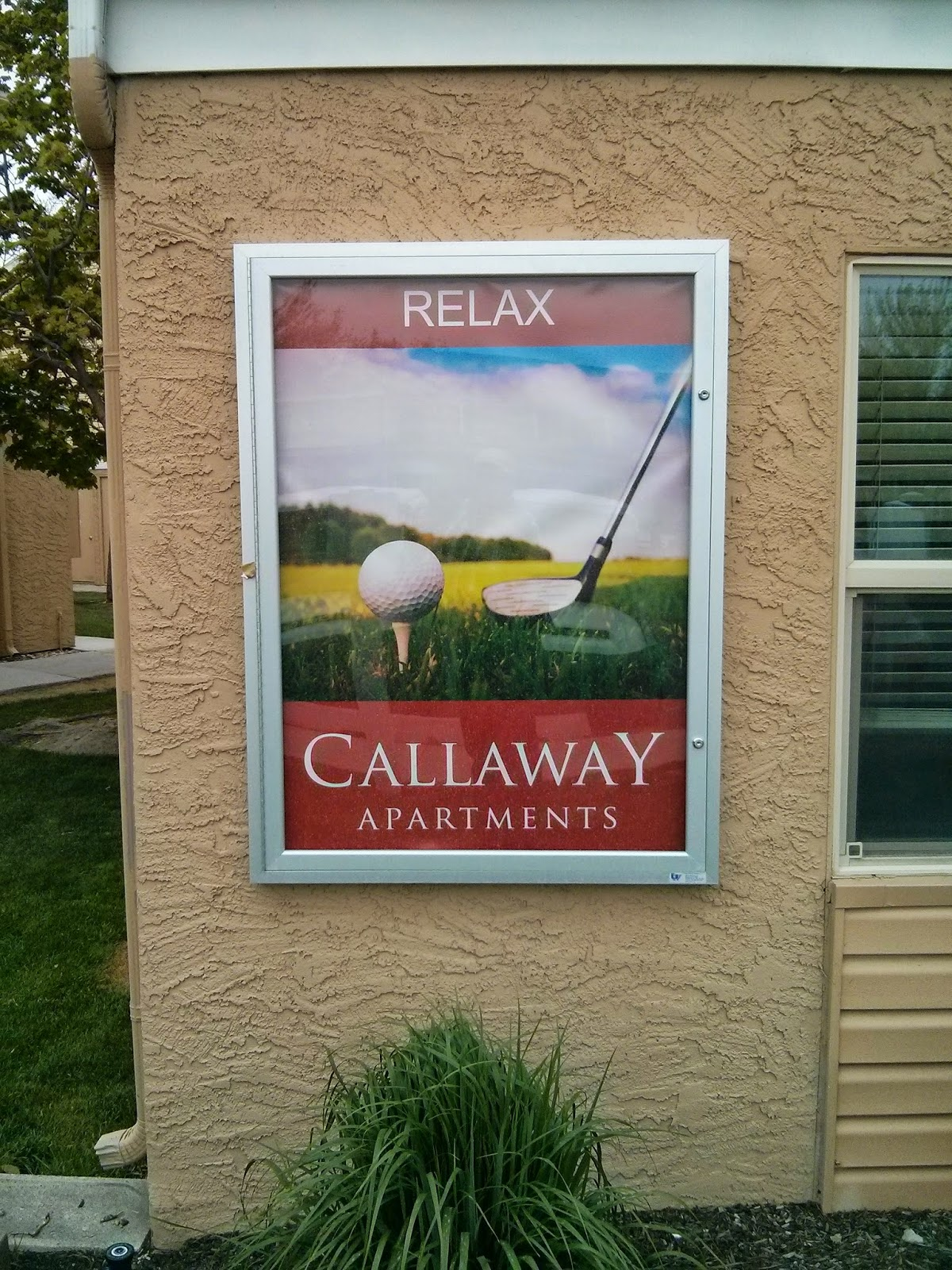 Steves Signs blog: Outdoor Poster Frames