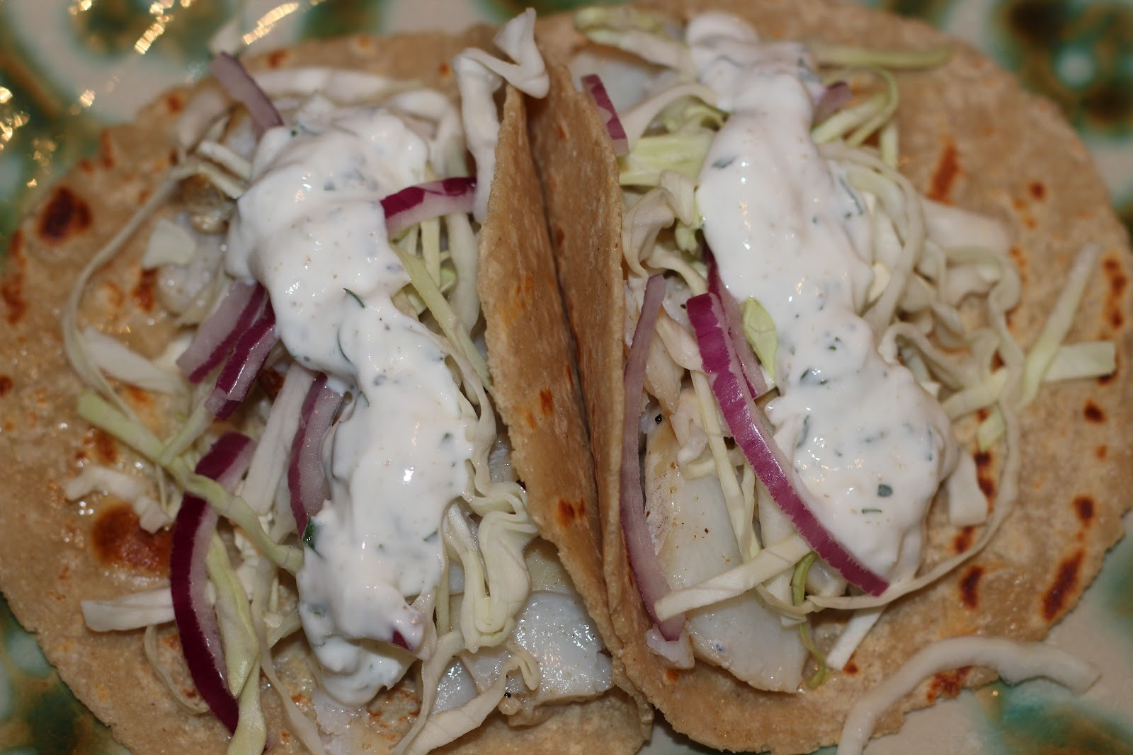 Food for the fresh grilled fish tacos w tequila lime aioli for Fish taco aioli