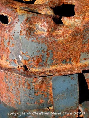 Rust never eats