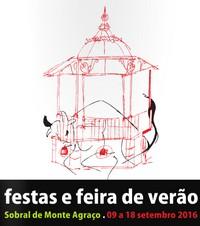 Sobral Monte Agraço- Festas & Feira de Verão 2016- 9 a 18 Setembro