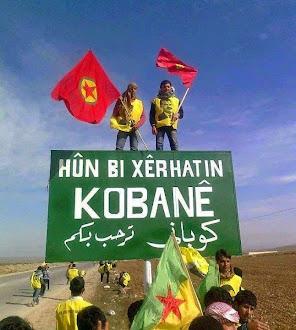 Todos con la resistencia kurda por Kobani