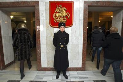 Укринформ:выборы в Севастополе