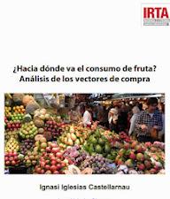 ¿Hacia dónde va el consumo de fruta?