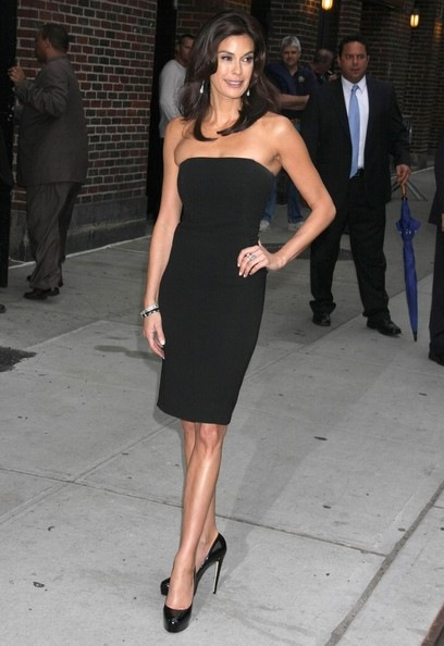 Teri Hatcher&-39-s little black dresses: Celebrities best little black ...