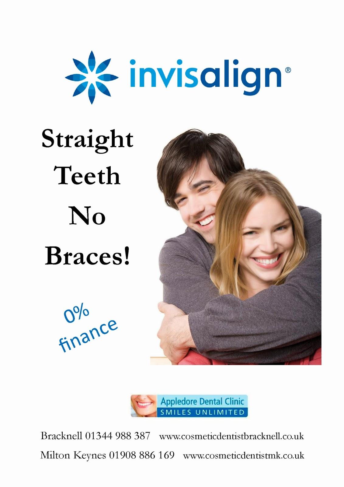 invisalign straight teeth milton keynes