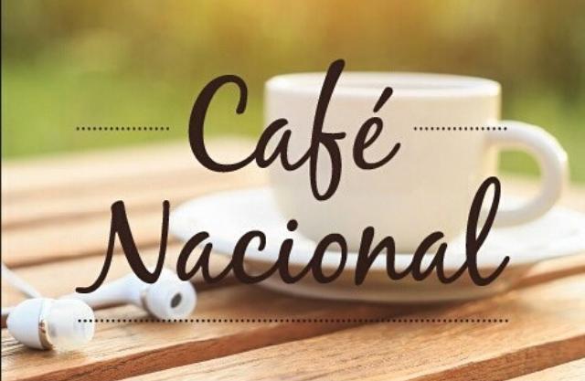 Entrevista no Café Nacional FM