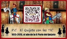 """Colaboramos con """"El Quijote con las TIC"""""""