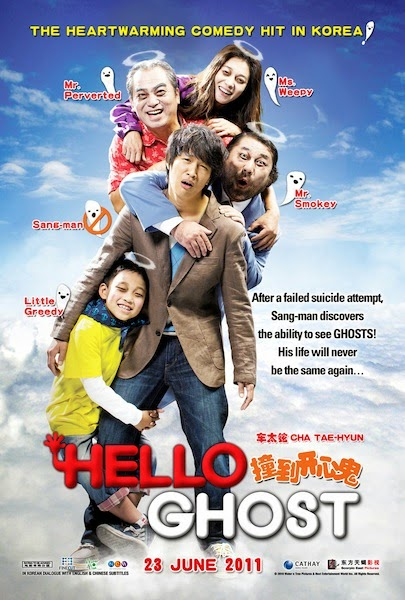 Film Korea Terbaik 'Hello Ghost' Hantu Yang Mencintaimu [Review + Download]