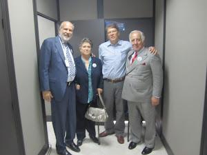 Entrevista en la Radio Nacional de Quito