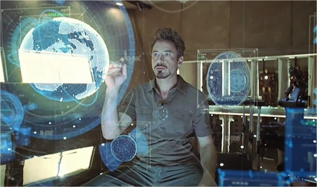 Los hologramas en las películas de ciencia ficción