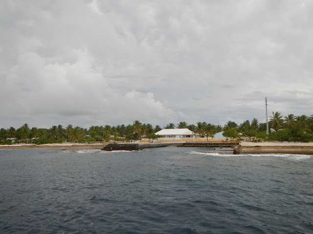 Niau landing