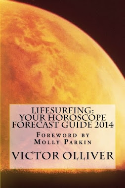 The paperback! Lifesurfing: Your Horoscope Forecast Guide 2014