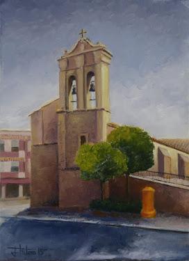 Campanario; Fuerte del Rey, Jaén (4F)