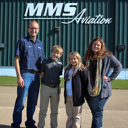 Our Family at MMS Aviation!