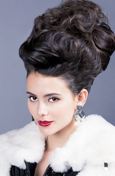 awesome bouffant hairstyles