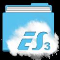 ES File Explorer APK logo
