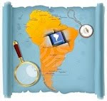 Südamerika-Online Map