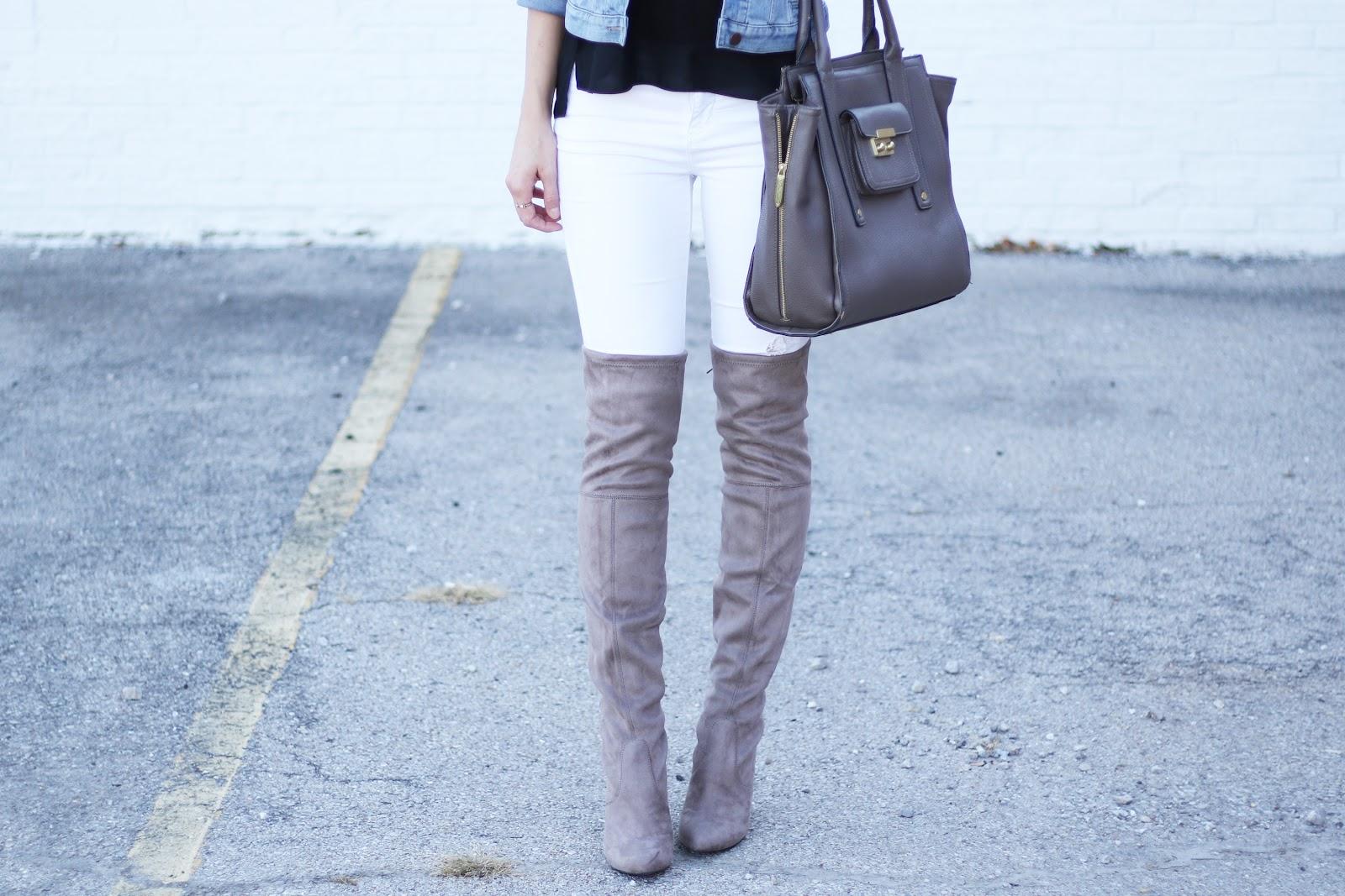 Steve Madden Gorgeous boots