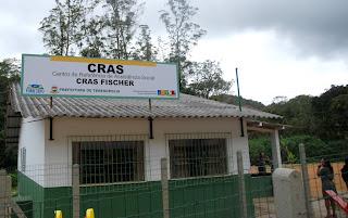 Recuperado pela Prefeitura, o CRAS Fischer volta a funcionar com oficinas para geração de renda