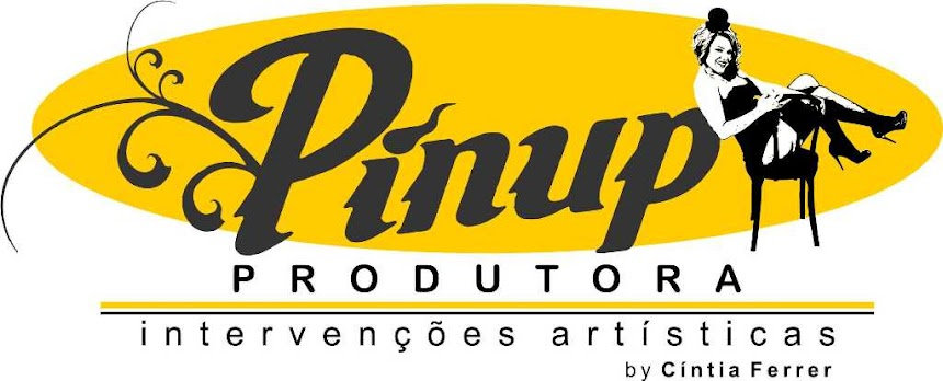 PINUP PRODUTORA Intervenções Artísticas
