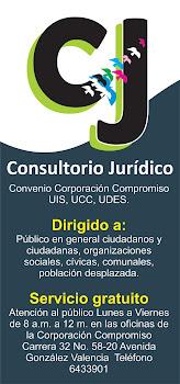 Consultorio Jurídico en la Corporación Compromiso