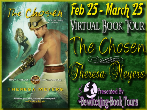 Theresa Meyers The Chosen Tour