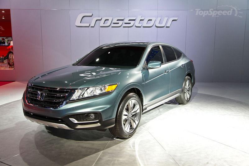 Honda Crosstour Concept Hd Wallpapers 2013