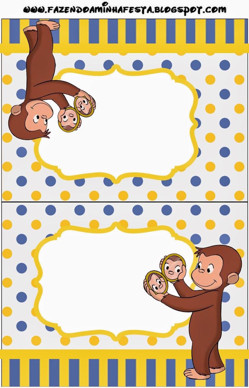 Curious George Birthday Clip Art
