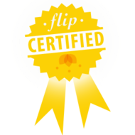 SOPHIA Flip Certification Badge