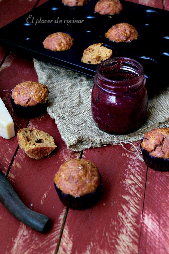 El placer de cocinar muffins de pesto de remolacha for Cocinar remolacha