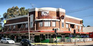 The Rosebery hotel