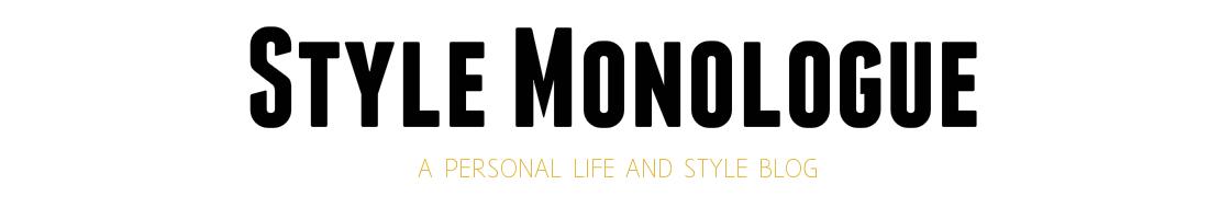 StyleMonologue