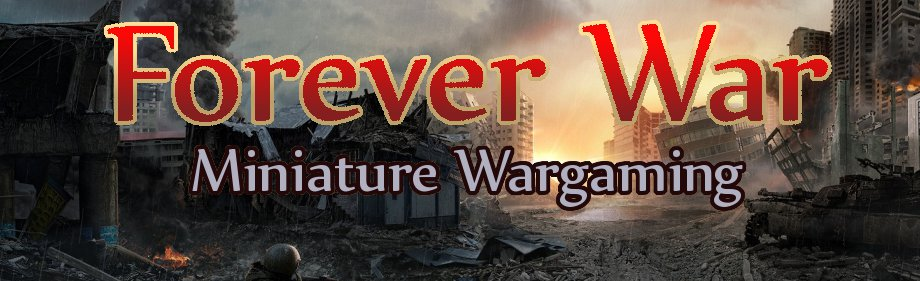 Forever War: Miniature Wargaming
