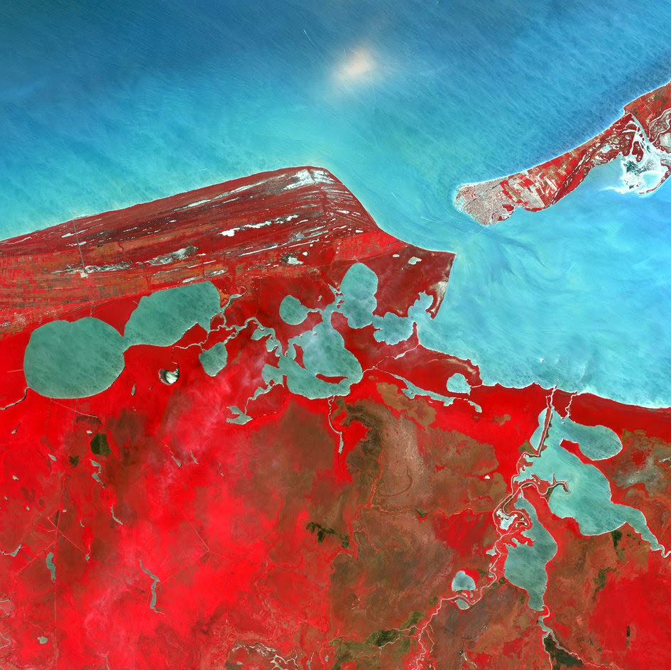 USGS/ESA