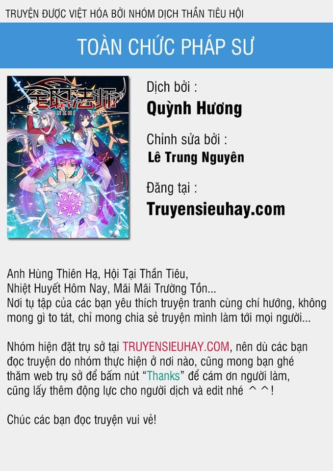 Toàn Chức Pháp Sư Chap 98 Upload bởi Truyentranhmoi.net