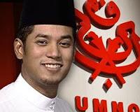Menteri Belia dan Sukan Khairy Jamaluddin