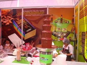 mistura chocolate