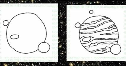 Abc To Drawing Jupiter