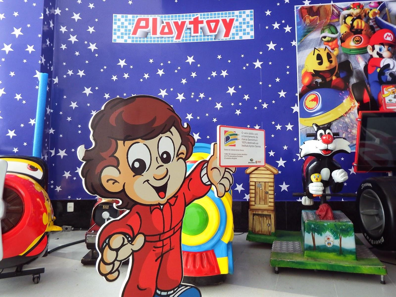 Playtoy Park anima a criançada no Pátio Alcântara