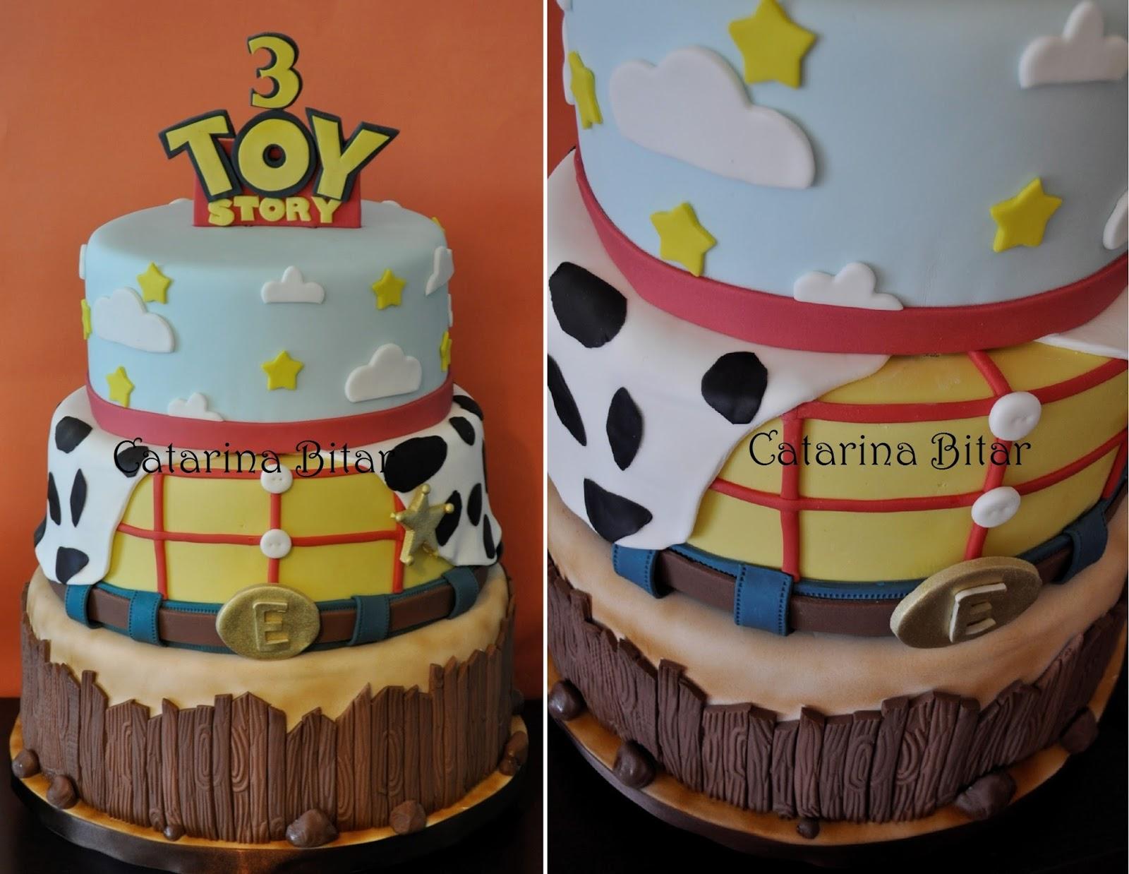 Famosos Para quem gosta de bolo: Mais Toy Story! WA73