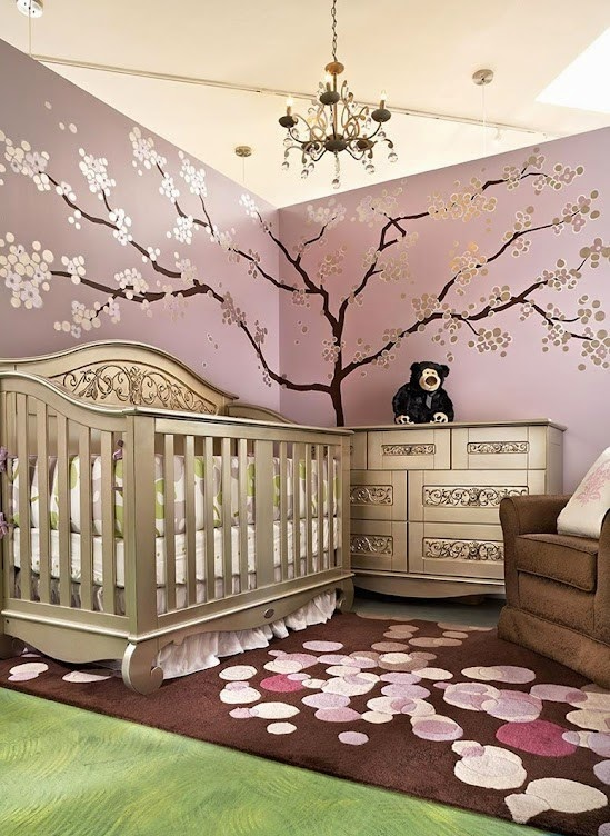 decorar pared infantil vinilos decoracin bebe nia papel adhesivo decorativo murales