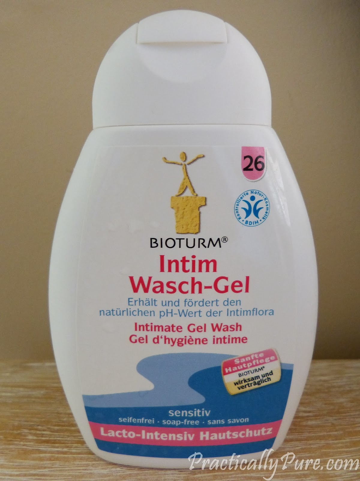bioturm intimate washing gel intimpflege review