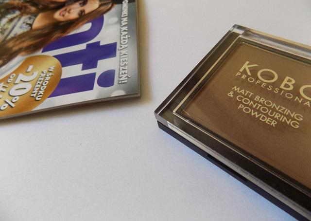 Kobo Professional, Matt Bronzing & Contouring Powder Recenzja