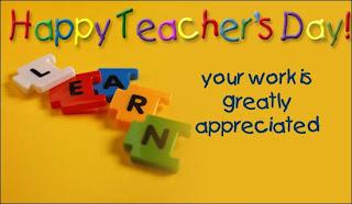 Selamat Hari Guru 2013