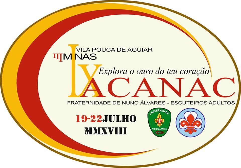 IX ACANAC - 2018