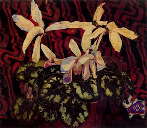 "ART: Catherine Beaumont on Mackintosh's ""Cyclamens"""
