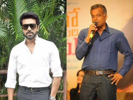 Gautham Menon to direct Ram Charan