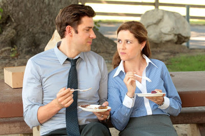 Jenna Fischer/John Krasinski (The Office)