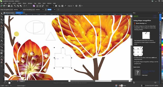 Free Graphic Design Software by Corel - CorelDRAW Free